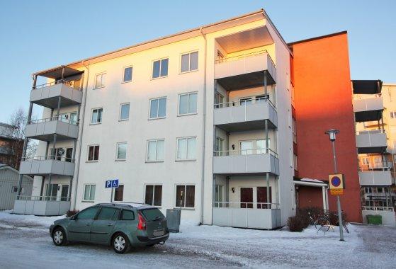 Lägenhet Haparanda, Parkgatan 7 (605-1102)