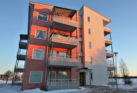 Lägenhet Haparanda Strandgatan 8 (602-10321)