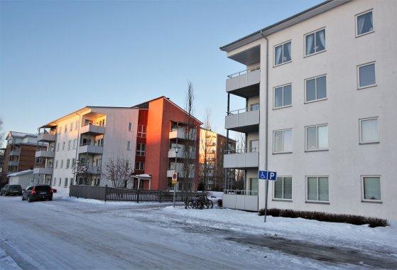 Lägenhet Haparanda Parkgatan 7 (605-1124)