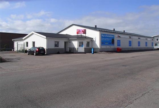 Butikslokal Kiruna, Industrivägen 20