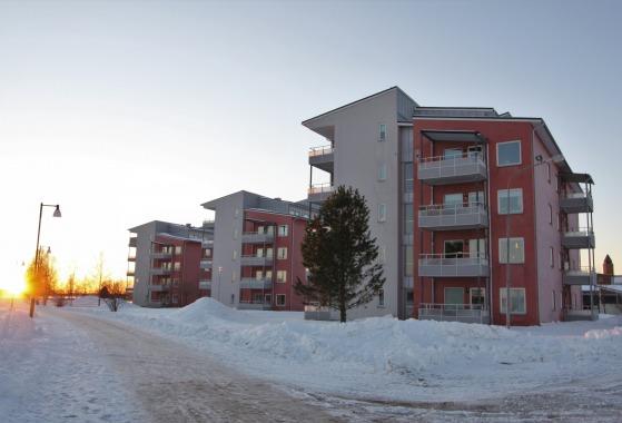 Lägenhet Haparanda Strandgatan 6 (602-10205)